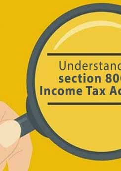Understanding Section 80C of Income Tax Act, 1961 | Edelweiss Tokio Life